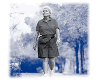 Older adults with diabetes experience episodic memory loss.