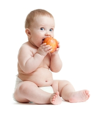 Living With Type 1 Diabetes: Timing of First Solid Food